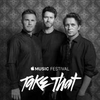 Take That en Apple Music Festival 2015