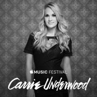 Carrie Underwood en Apple Music Festival 2015