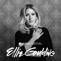 Ellie Goulding en Apple Music Festival 2015