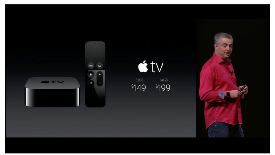 Apple TV 4 Generacion