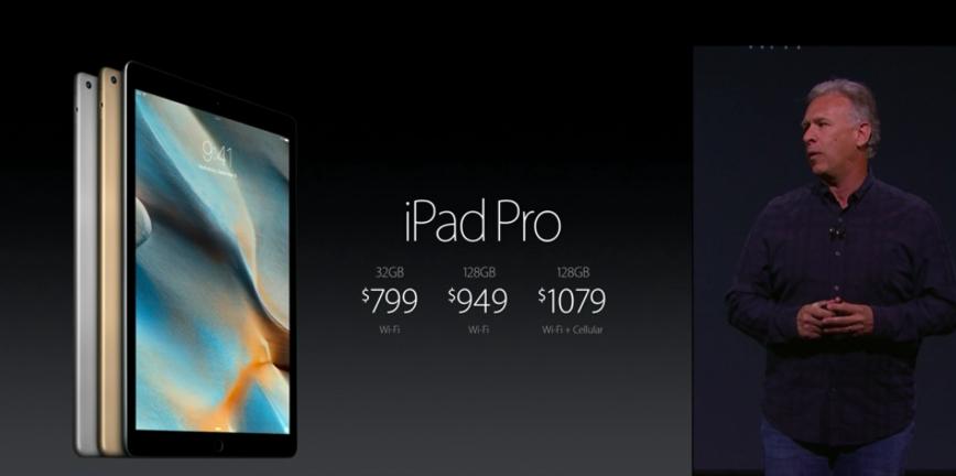 precios ipad pro