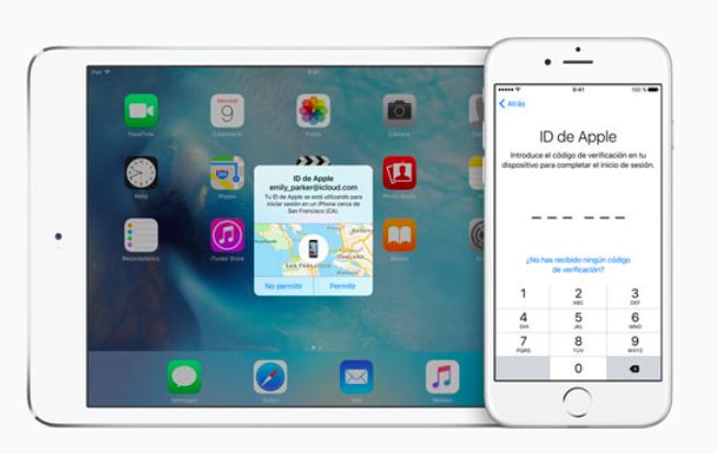seguridad iOS 9