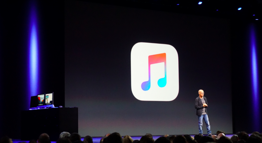 apple music keynote
