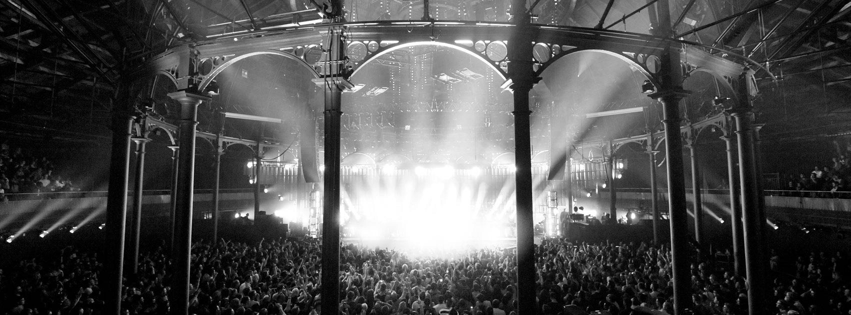 The Roundhouse de Londres - Apple Music Festival