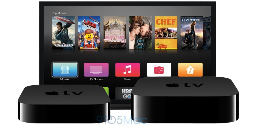 Apple TV 4 Gen.