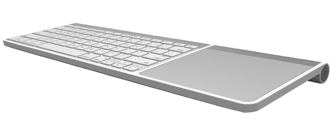 soporte teclado y ratón mac