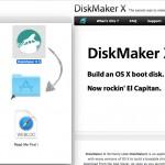 Lo primero es bajar DiskMaker y guardarlo en la carpeta de Aplicaciones