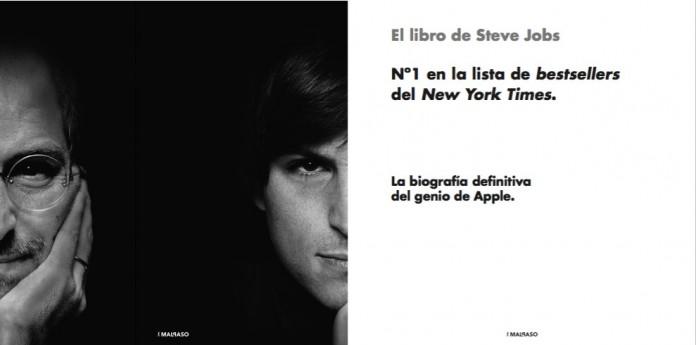 El libro de Steve Jobs: la biografía definitiva