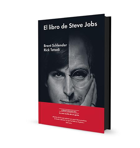 Portada El libro de Steve Jobs