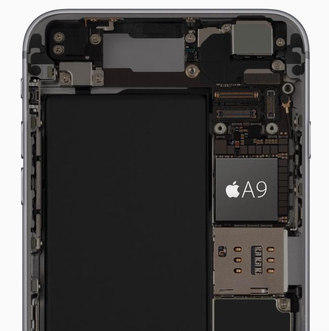 procesador A9