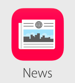 apple news icono