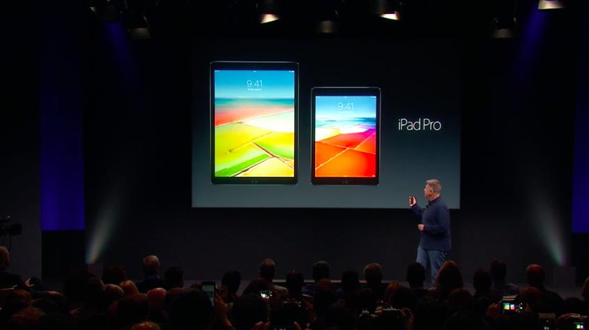 """Keynote iPad pro 9,7"""""""