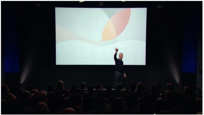Tim Cook Keynote marzo 2016