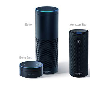 Familia Amazon Echo