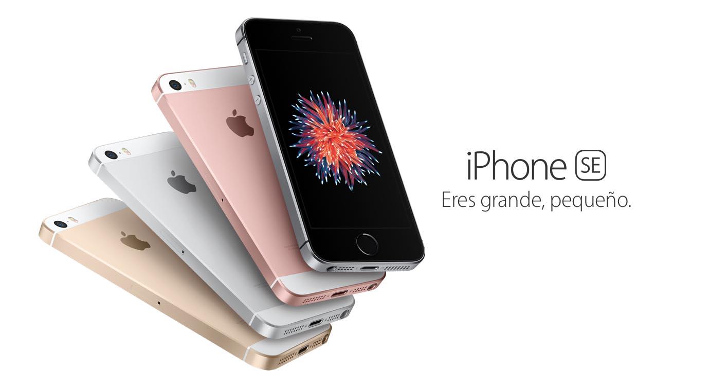 iPhone SE 29 marzo en españa