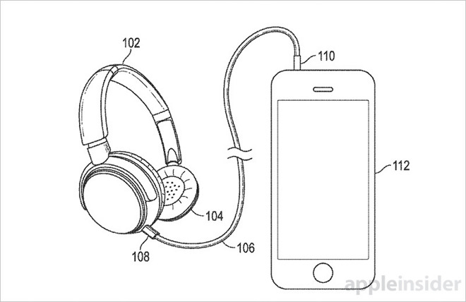 Apple patenta auricualares inalambricos I