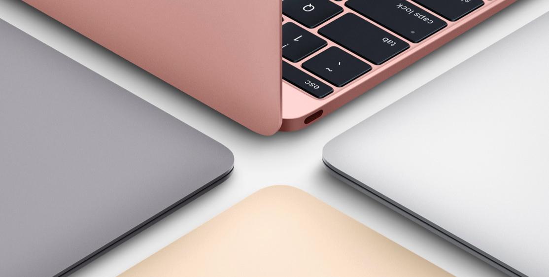 """colores macbook 12"""""""