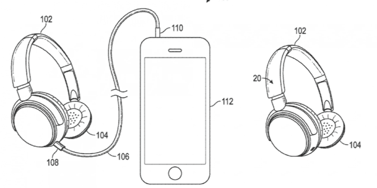 Apple patenta auricualares inalambricos