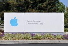 apple Campus one infinite Loop