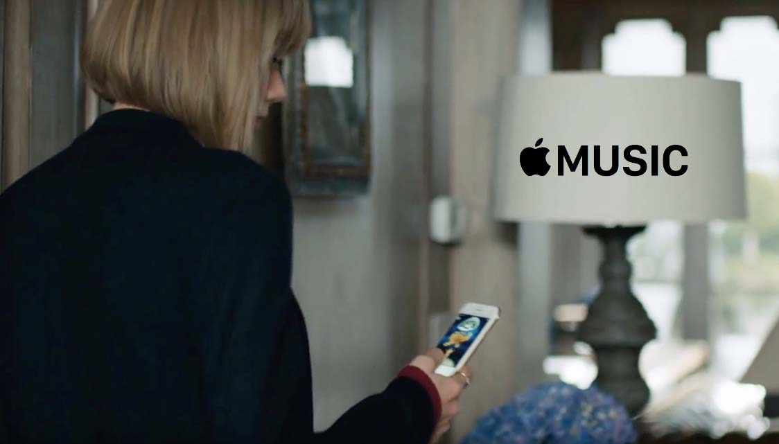 Taylor Swift listas Apple Music Rock