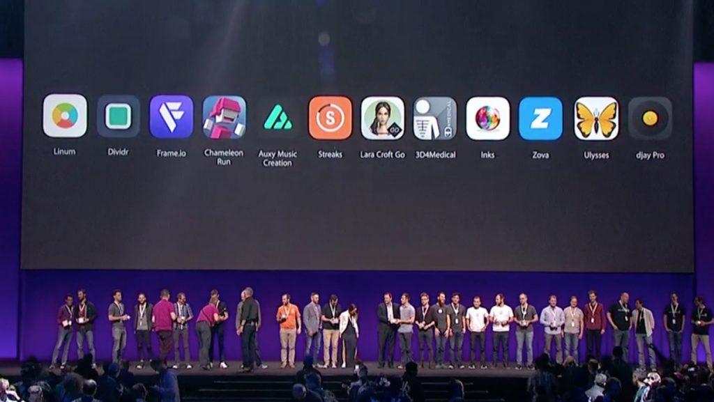 Ganadores Apple Design Awards 2016