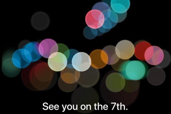 Keynote septiembre Apple 2016