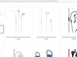 Posible filtración de Apple antes de la Keynote