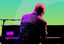 Elton John - #amf10