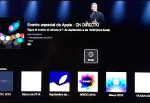 """Apple Event """"See You On The 7th"""" en Apple TV"""