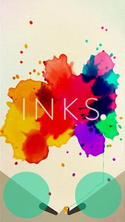 inks - paint y pinball