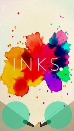 inks - paint y pinball