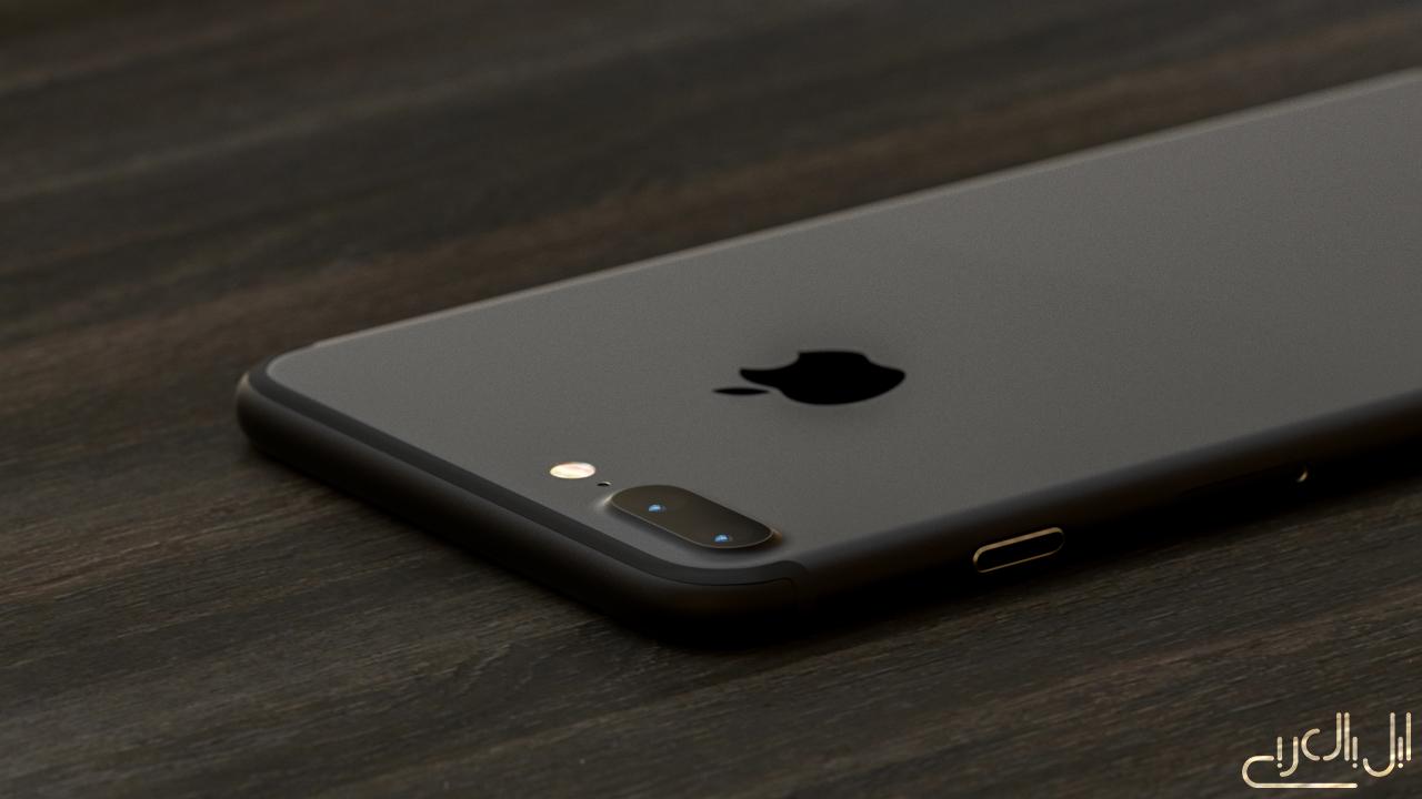 """iPhone 7 """"Dark Black"""" y """"Piano Black""""."""