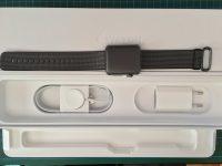 Apple Watch con cargador de luz y dock