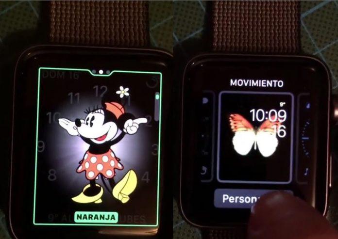 Cómo cambiar y personalizar la esfera del Apple Watch Series 2