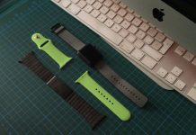 tutorial cambiar correa Apple Watch