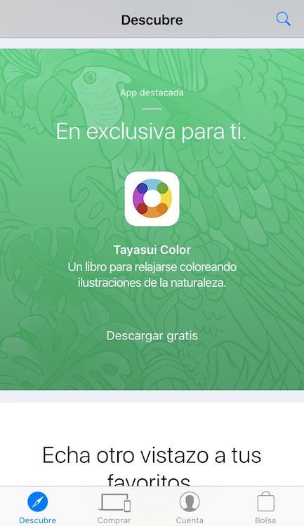 Entramos En La App Apple Store
