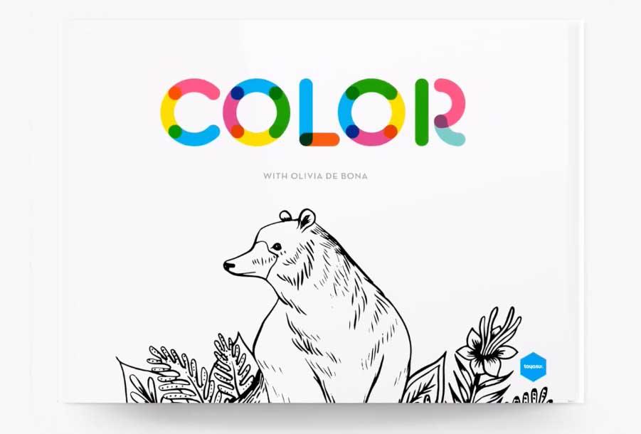 App Destacada Tayasui Color en el iTunes Store. Gratis