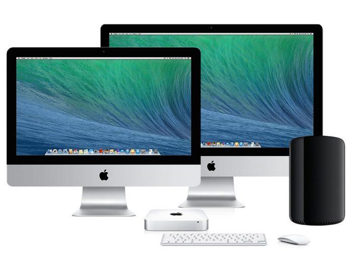 Ordenadores de escritorio Apple