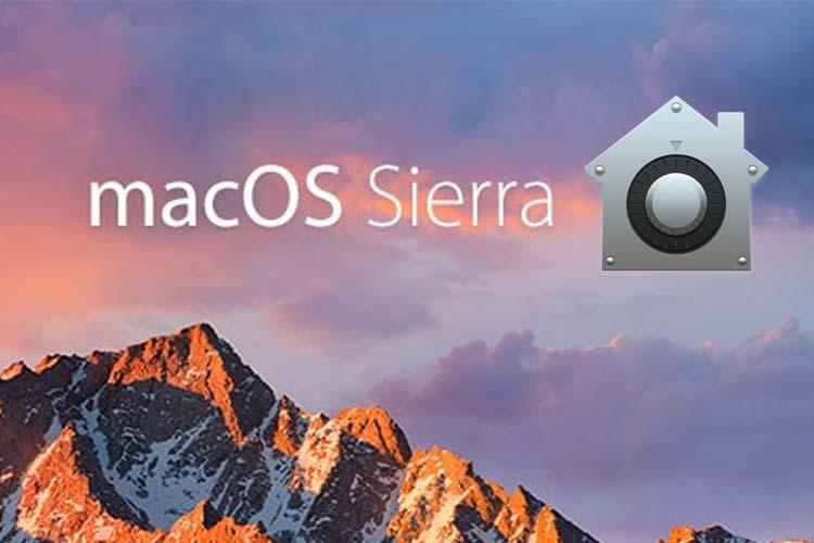 macOS Sierra - Seguridad y privacidad