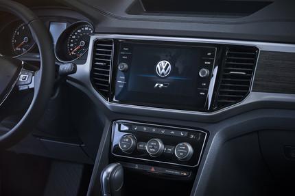 Volkswagen Atlas R-Line 2018
