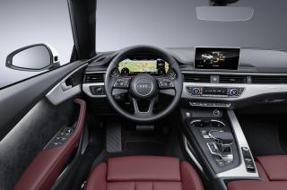 2018 Audi S5 Cabriolet (European Model)