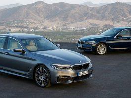 BMW Serie 5 2017 CarPlay