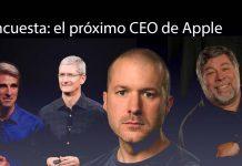 Quién será el próximo CEO de Apple