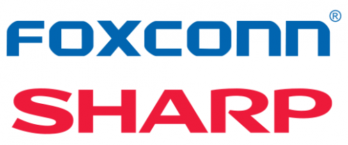 Foxconn y Sharp