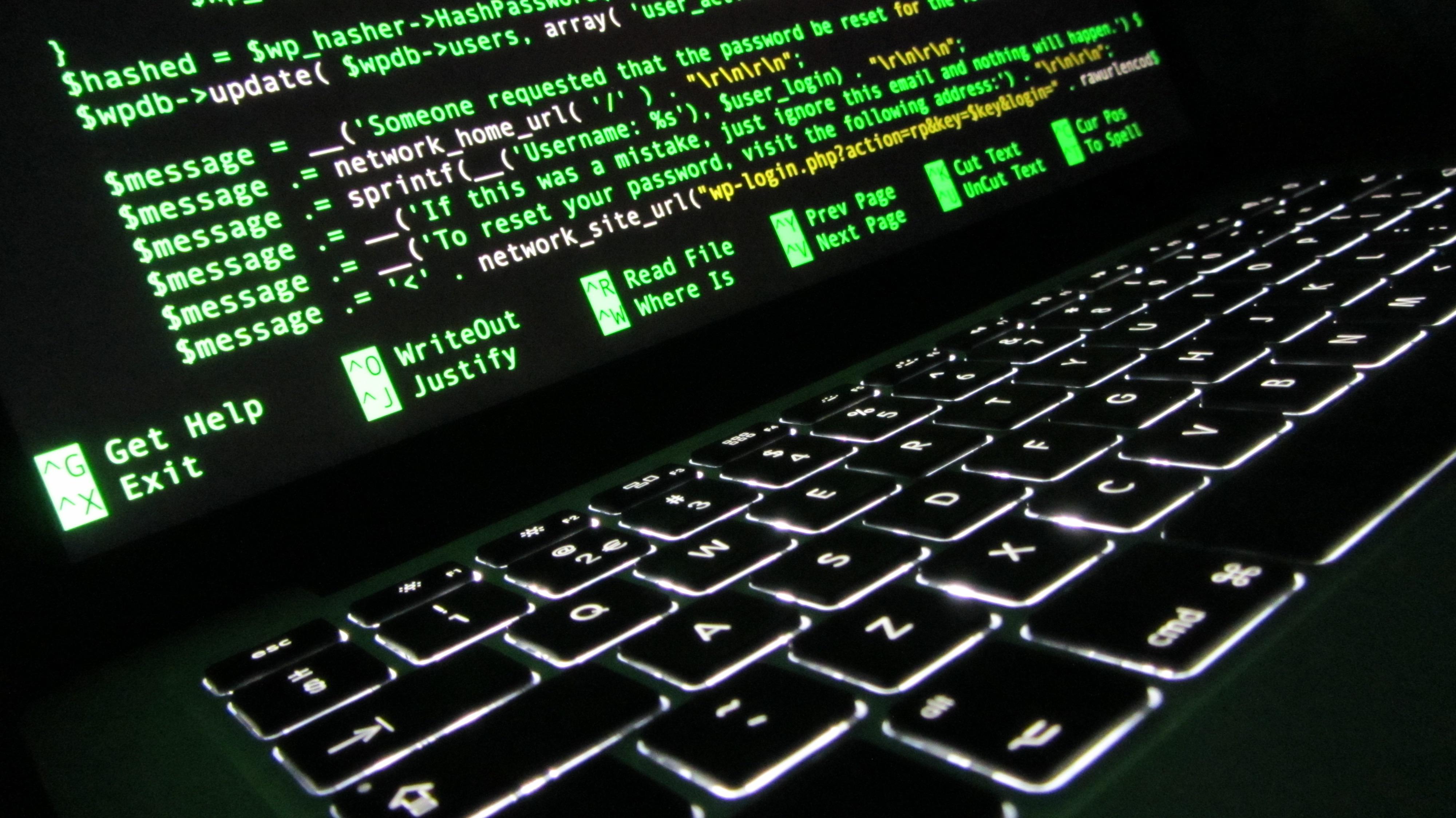 Mac código
