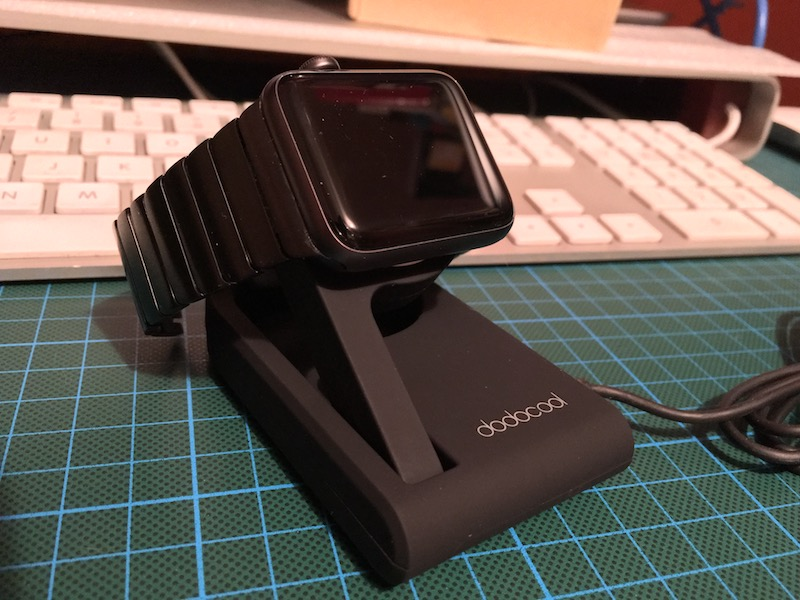 Review del dodocool cargador magnético para Apple Watch