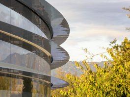 Apple Park - Lunas curvadas