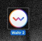 Instalando Waltr 2 en macOS