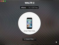 Instalando Waltr 2 - iPhone