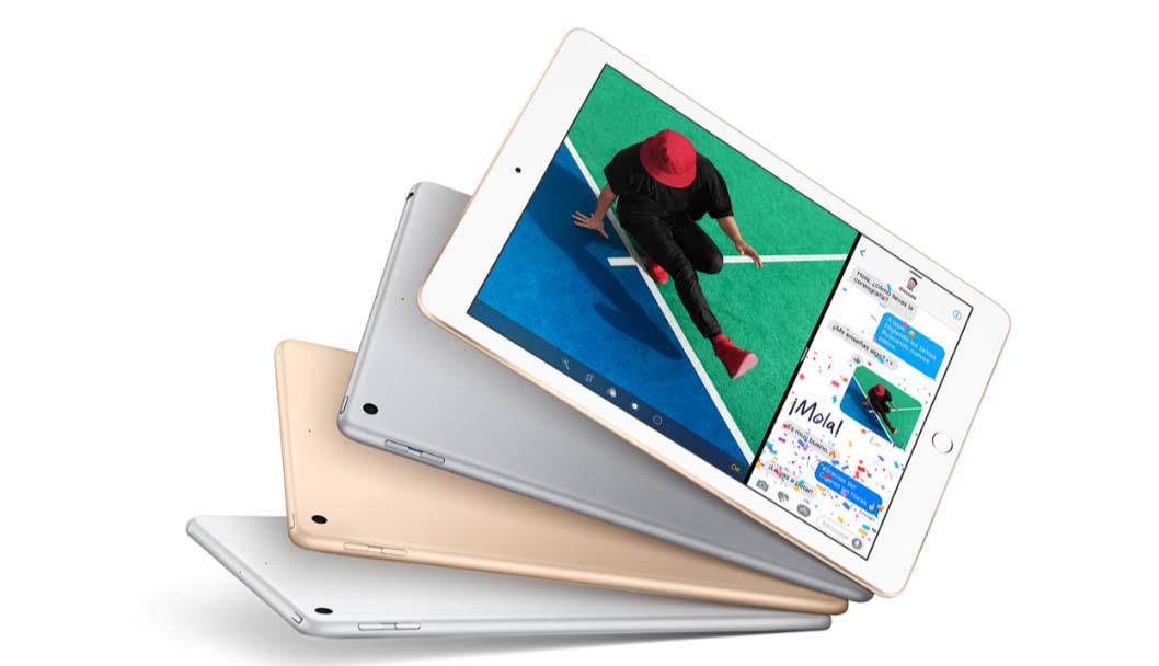 "iPad 9,7"" - modelo 2017"